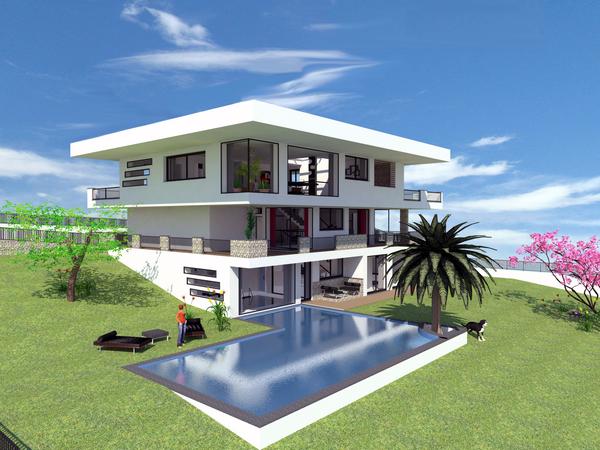 Impresa edile sesto calende costruzioni e for Ville stile moderno